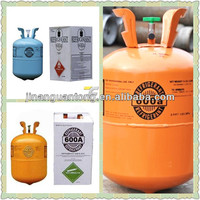 Friendly environmental refrigerant gas R600 Isobutane R600a Price