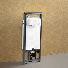 WC Toilet Concealed Tank Wall Hung Toilet Cistern