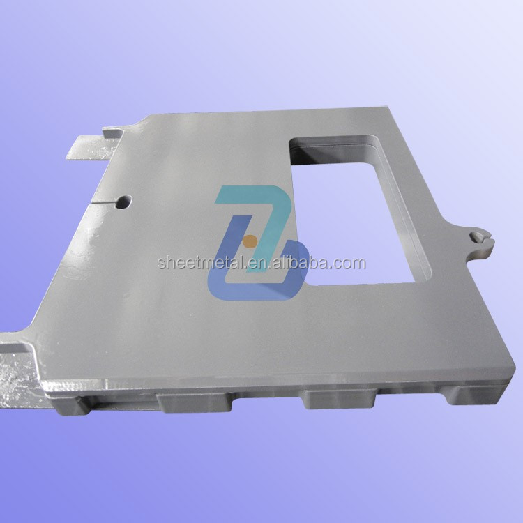 OEM large metal parts manufacture and fabrication