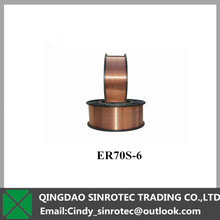 top quality er70s-6 mig/mag/co2 welding wire Discount