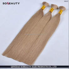 7A Brazilian Human Hair No Attachment,human braiding hair,kinky curly virgin brazilian hair bulk braiding