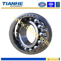 1206 self-aligning ball bearing for motorcycle sidecar