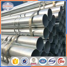 Dn 65 Sch5 Galvanized Structural Steel Tubing With Car Used Pipeline