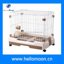 Professional Factory High Quality Durable Dog Kennels With Wheels