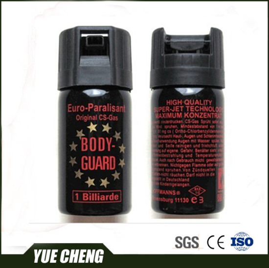 60ML Personal defense, anti-wolf spray chili riot spray