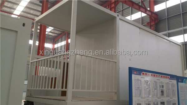 Prefab shipping living shopping container homes houses