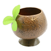 Coconut Shape Drinking Cup Plastic Coconut