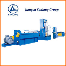 China alibaba niehoff fine copper used wire drawing machine with online annealer high quality