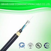 High quality ADSS 96 core fiber optic cable 6 core single mode