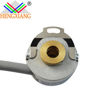 Manual plastic injection molding machine encoder taper shaft 7mm