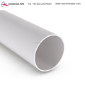 Factory price durable 75mm pvc pipe
