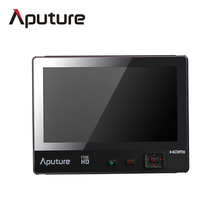 Aputure 7 inch battery powered wide screen LCD monitor for camera DSLR or camcorder