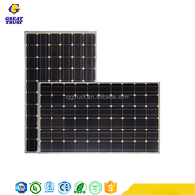 Hot selling 200watt folding portable solar panel kit solar heat panel price double glass solar panel