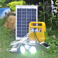 10W Solar Power Kits For Ourdoor