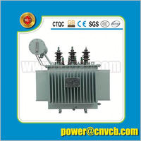 3 phase oil immersed electrical 22 kv 22kv 33 kv 33kv oil transformer 400v distribution transformers 500 kva 500kva 500kw 500 kw