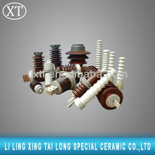 Manfactory long rod composite porcelain / ceramic insulator for high voltage line