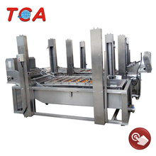 A Complete Line for Fish Speed Cleaning Machine for seafood processing