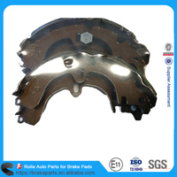 High Quality 04495-01011 K2288 S551 For TOYOTA Drum Brake Shoes
