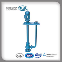 YW Type Slurry Submersible Sewage Centrifugal Vertical Water Pump