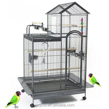 Double Roofs African Grey Combo Large Parrot Cage