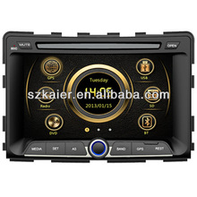 car dvd gps navigation system for Ssangyong RODIUS