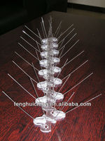 galvanized steel spike, metal bird spike wire,plastic bird spikes