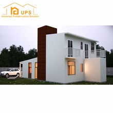 Prefab Houses Made in China with Decorations and CE