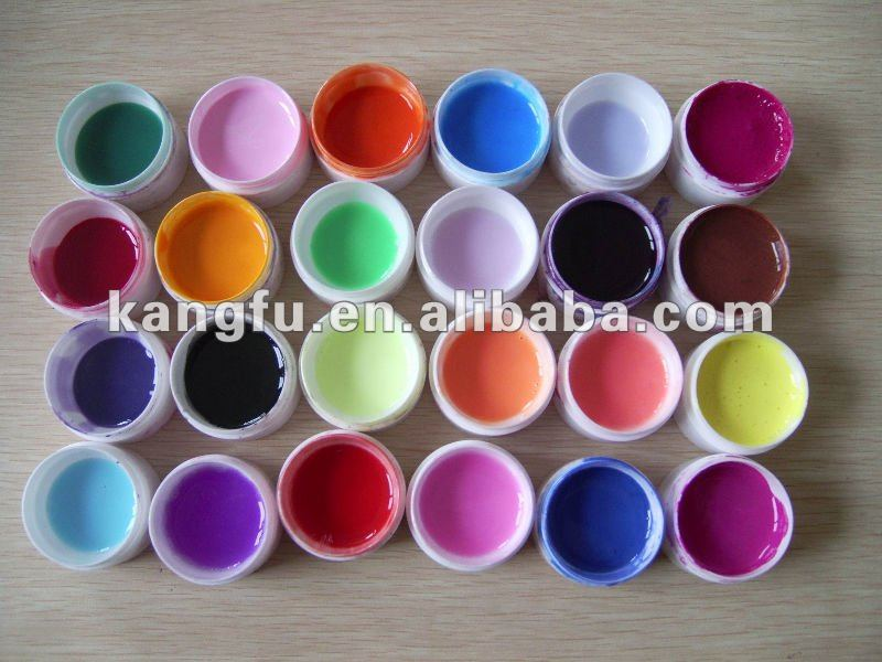 Nail Gel/Powder/UV Color Gel(factory price)