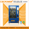 large advertising display dried fruits vending machine