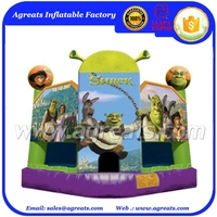 Cheap inflatable jumping bouncy castle on sale G2016