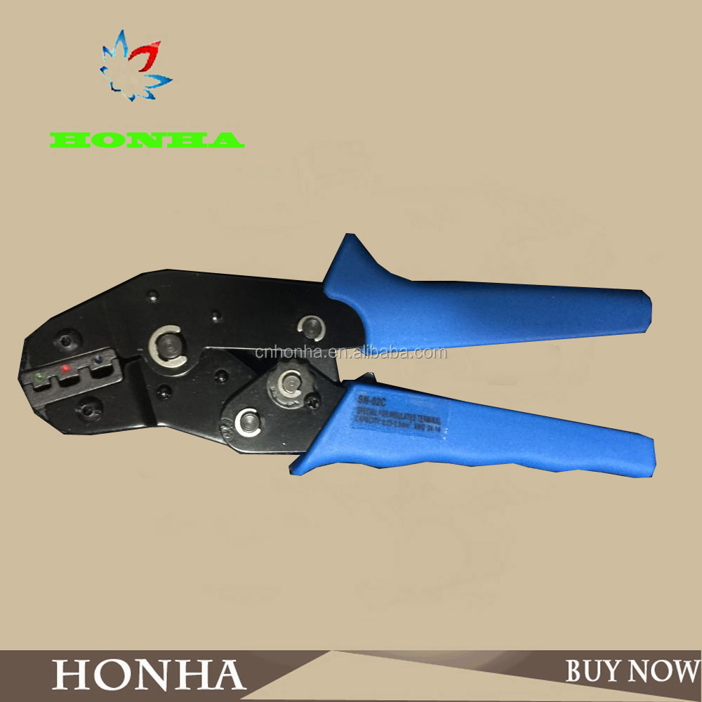 18-28 AWG 0.25 0.5 1.0mm Cables Plier Crimping tool for non-insulated terminal release tool SN-28B
