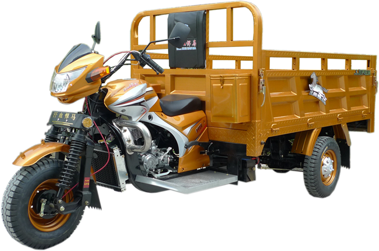 150cc farming heavy loading bike truck cargo tricycle