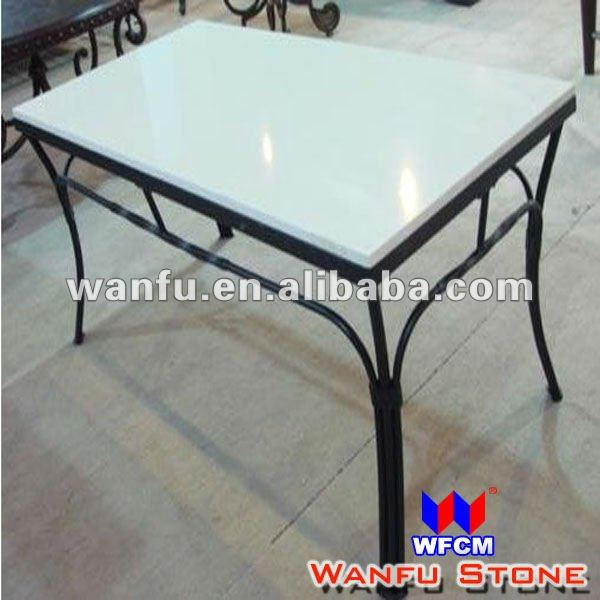 Discount polishing prefabricated solid surface countertop