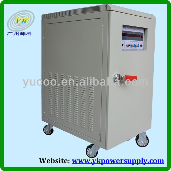 2013 hot sell 115v 400hz frequency converter