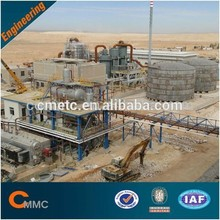 H2SO4 machinery / H2SO4 production line/sulphuric acid plant