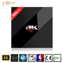 New Arrving H96 Pro Plus Amlogic S912 Octa Core Android 7.0 16gb Rom 3gb Ram Bluetooth 4.1 Kodi 17.1 wireless internet tv box