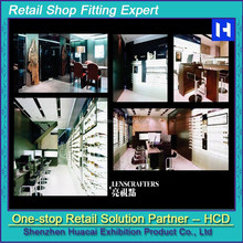 High End acrylic sunglass retail store furniture by display stand, by display racks