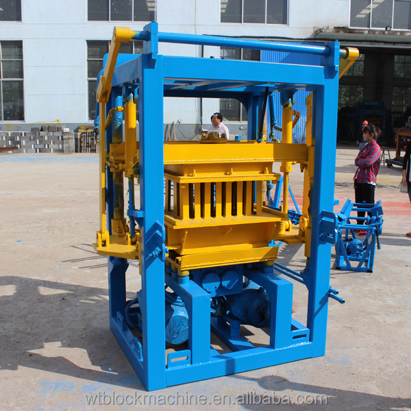 interlocking paving brick making machine for Clay,shale,coal slack,fly ash