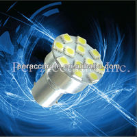 1156 Ba15s Car LED Interior Lamp Indoor Lightb Brake Light 12 SMD 5050 PA