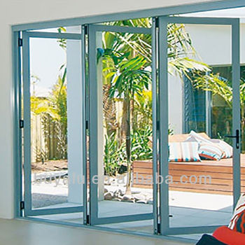 folding door in Australia market hot sell