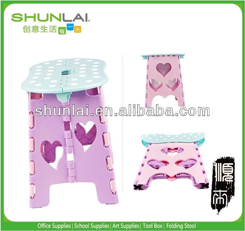 2013 Popular acrylic bathroom vanity stool