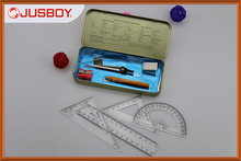 School stationery compasses and geometry sets mathematical instruments math set