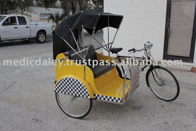 Palm Cycles pedicab