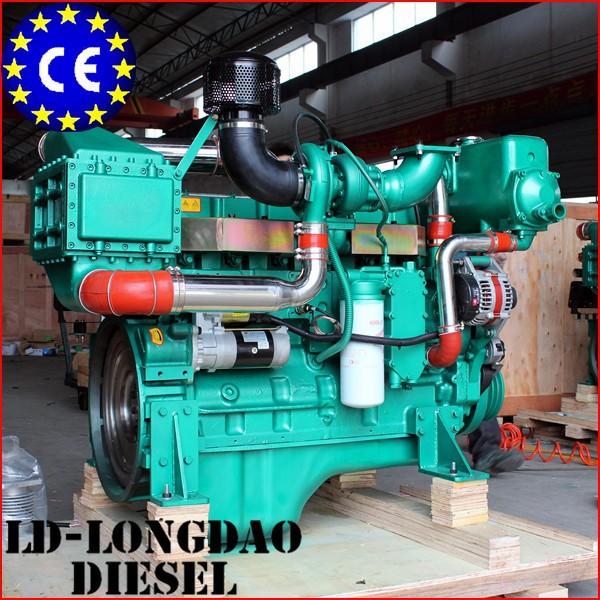 Hot sale marine diesel engine for boat 130hp buy engine for Diesel marine motors for sale
