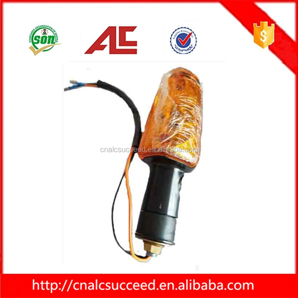 CB125 motorcycle rear turning signal light