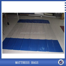 Mattress packaging plastic bags