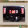 outdoor led strip curtain display p10 sexi movi led screen