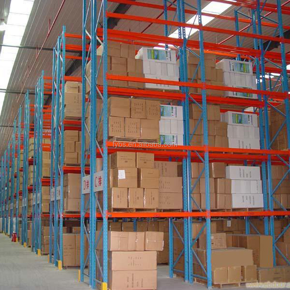 Warehouse Storage Metal Rack for Shops