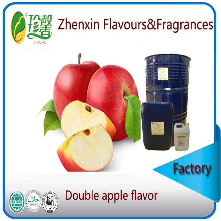 2/two/double apple flavor pg for al fakher and shisha