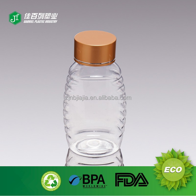 JS-<strong>017</strong> 2015 Hot Sales China Factory Pricee Plastic PET with Metal Cap Storage liquid bottle